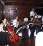 An enchanting musical nite by worldclass performers