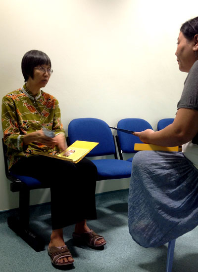 An interview by EMPOWERED's staff with Goh Yiu Fun