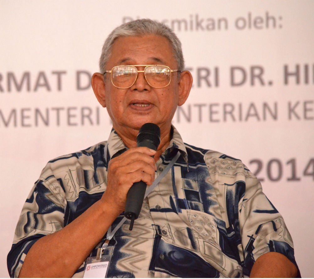 Tuan Haji Zainuddin presses for early detection  for colorectal cancer that saved his life