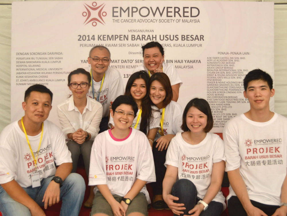 The EMPOWERED working crew thanks you for being part of our event