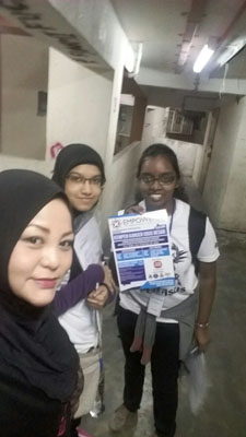 2nd Door Knock Session (Sesi Temuseru)