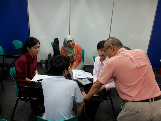 CCASTP 2016 updates 4th IMU Student Volunteer Training for Screening Day