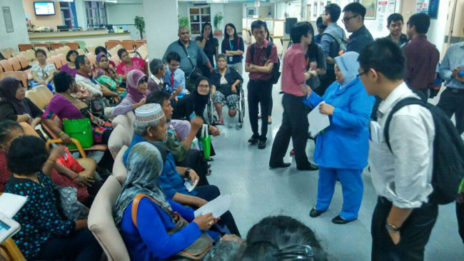CCASTP 2016 updates 1st hospital visit